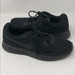 Nike Black Tennis Shoes Sz. 10